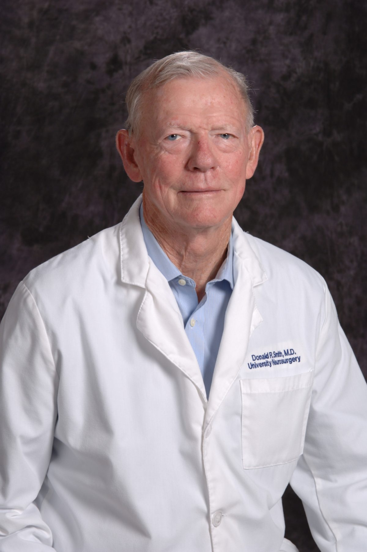 Donald Smith, MD, FAANS