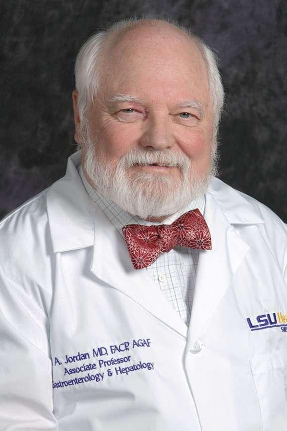 Paul A. Jordan, M.D., FRCPC, FACG