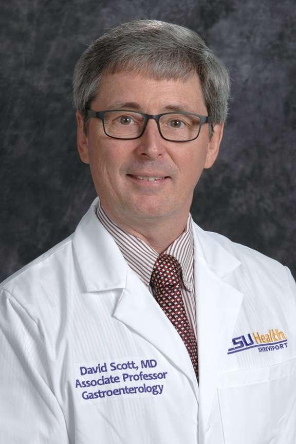 David Scott, MD