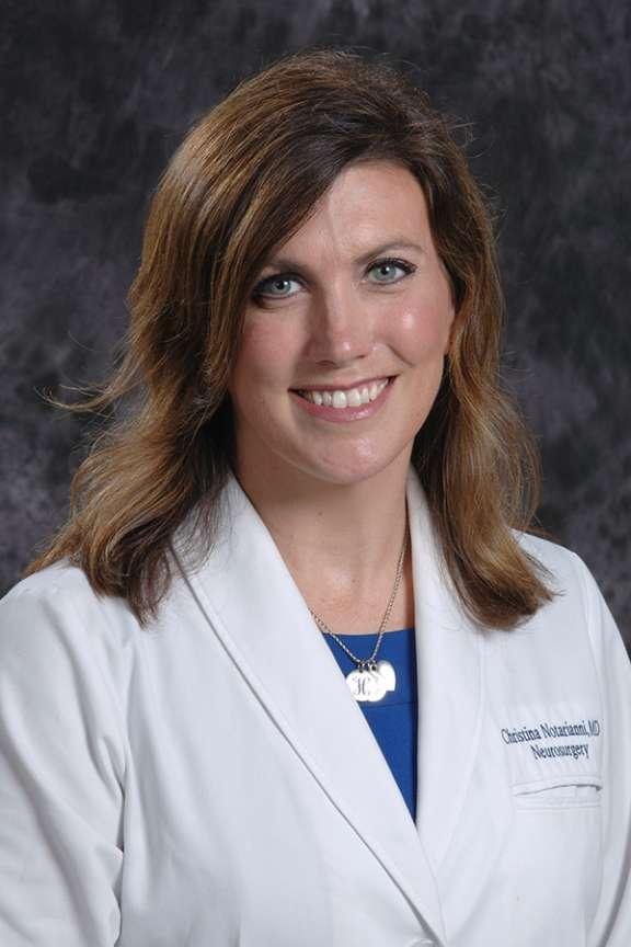 Christina Notarianni, MD, FAANS